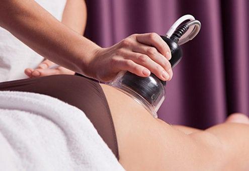Cellulite beauty treatment